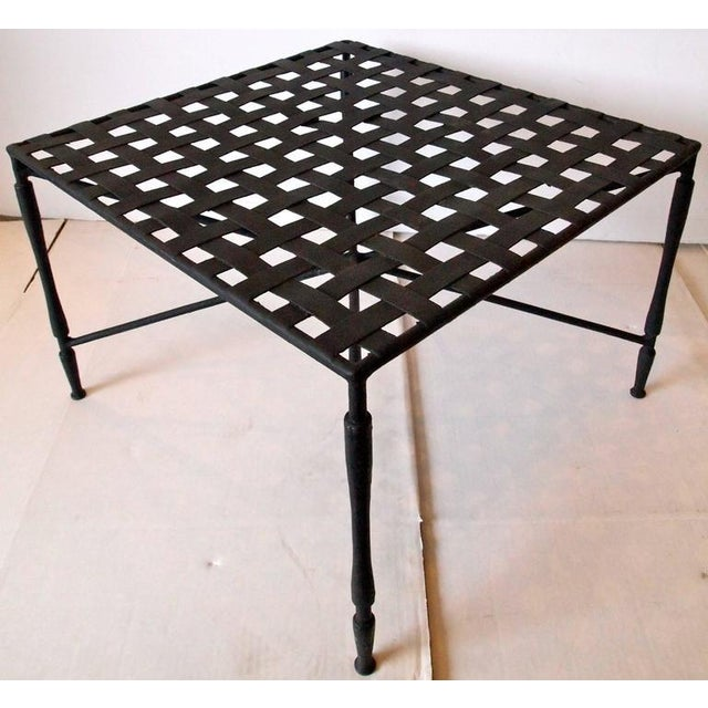 Mid-Century Modern Garden Coffee Table - Image 10 of 10