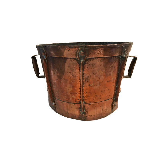 18th Century French Louis XV Log Holder or Fireside Basket For Sale - Image 9 of 11