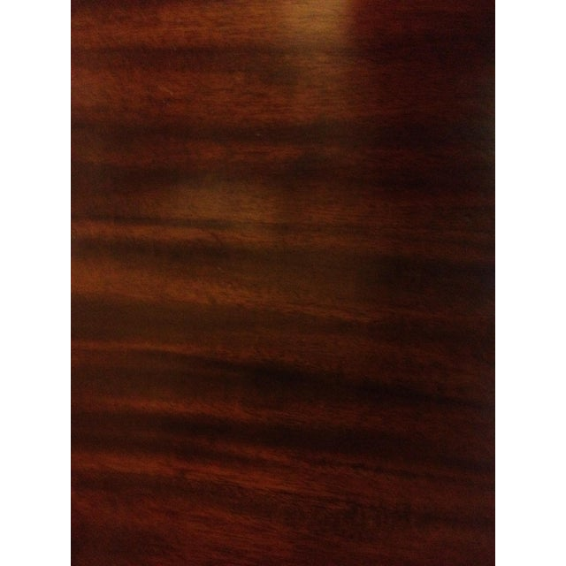 Georgian Rosewood Tilt-Top Pedestal Table - Image 7 of 11