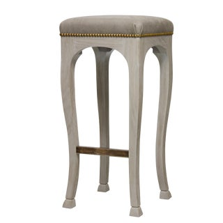 "Truex American Furniture ""Golden Gate Bar Stool"""