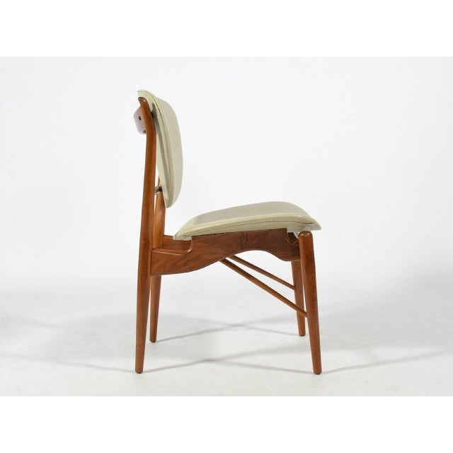 Finn Juhl Dining Table and Chairs For Sale - Image 10 of 11