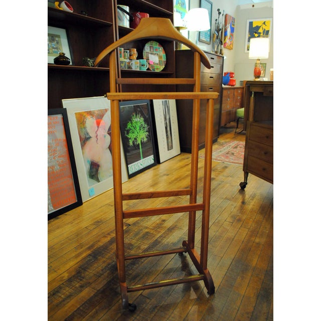 Mid-Century Modern Mid-Century Modern Valet by Ico Parisi for Fratelli Reguitti For Sale - Image 3 of 11