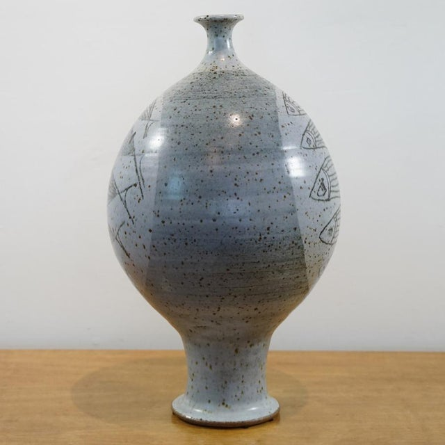 Antonio Prieto Bottle Shaped Vase - Image 3 of 10
