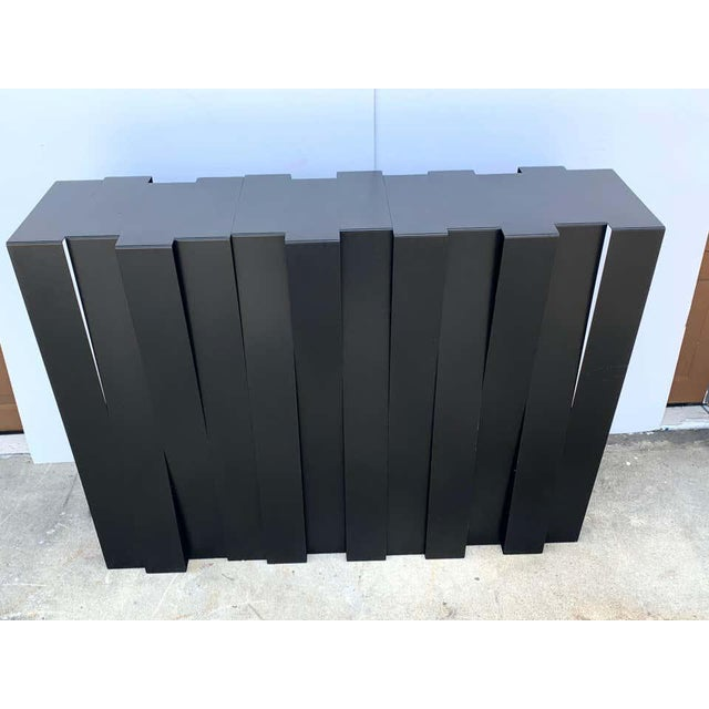 Modern 'Structure 12' Console by Stephane Ducatteau, France, 2008 For Sale In Philadelphia - Image 6 of 9