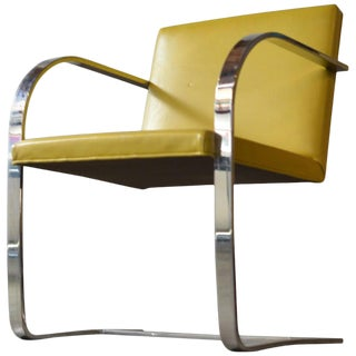 """Mies Van Der Rohe """"Brno"""" Chair For Sale"""