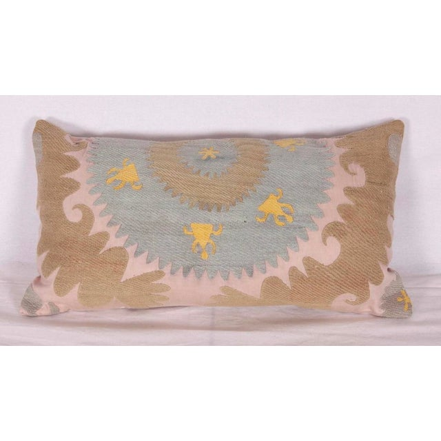 Boho Chic Vintage Gulkurpa Pillow For Sale - Image 3 of 3