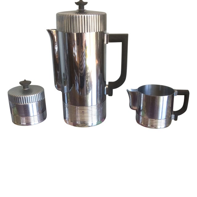 Chase Art Deco Coffee Service For Sale
