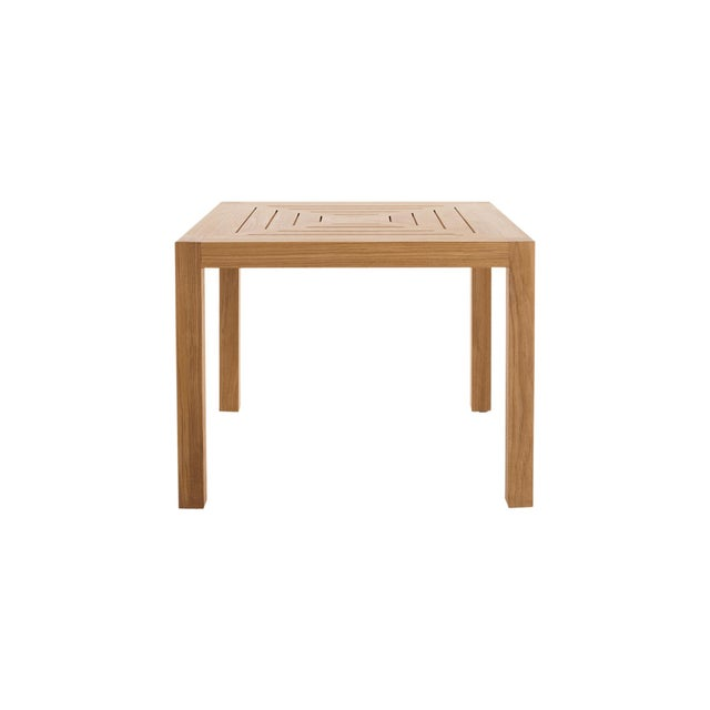 Summit Furniture First Cabin 37 Square Dining Table Chairish