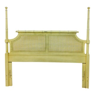 Chinese Chippendale Style Headboard