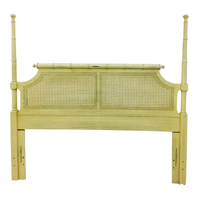 Chinese Chippendale Style Headboard - Image 1 of 7