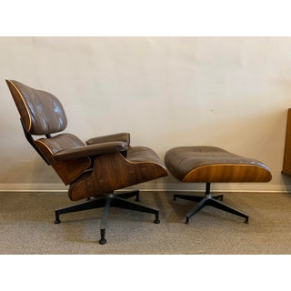 1970s Eames Lounge Chair and Ottoman-A Pair Preview