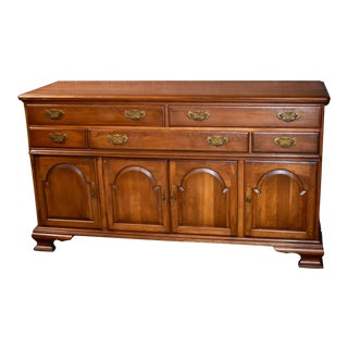 1960's Vintage Pennsylvana House Traditional Sideboard For Sale