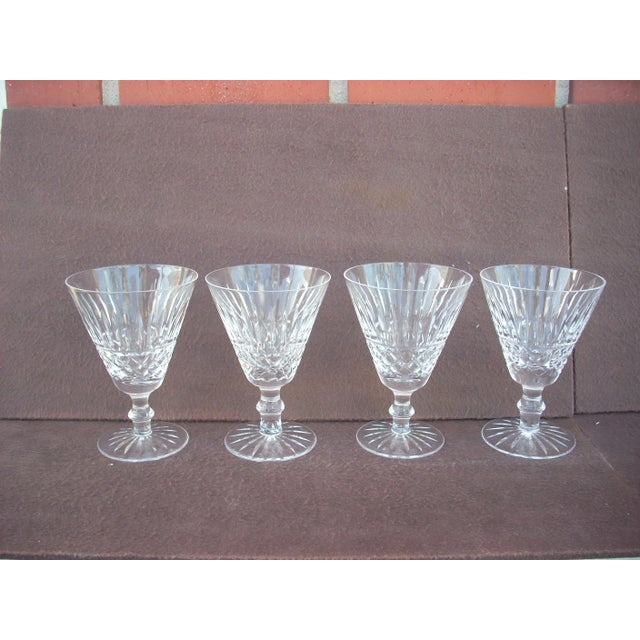 Waterford Tramore Water of White Wine Stems - Set of 4 - Image 2 of 4