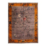 Image of Early 20th Century Art Deco Chinese Rug For Sale
