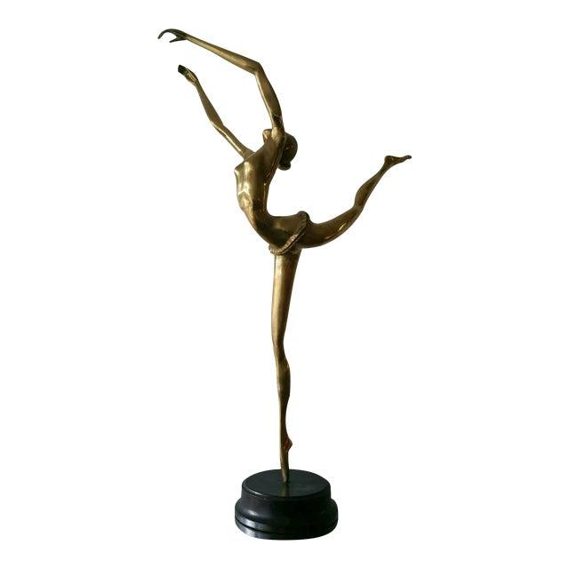 Somchai Hattakitkosol Bronze Ballerina Statue - Image 1 of 6