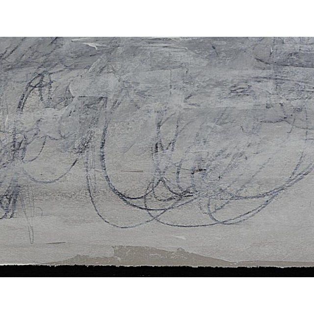 """""""November"""" - Original Abstract Drawing by Carolyn Reed Barritt For Sale - Image 4 of 5"""