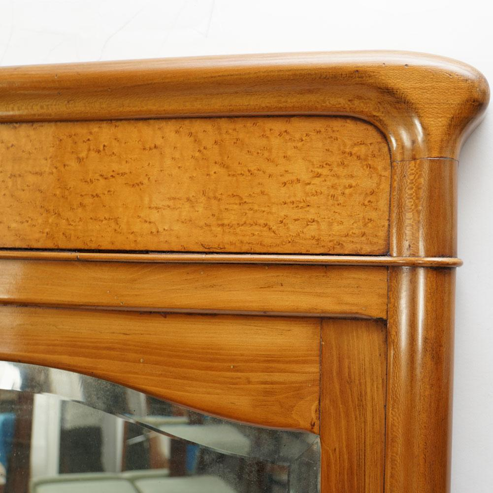 Birdseye Maple Mirror   Image 2 Of 4