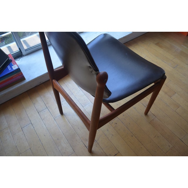 Arne Vodder Mid-Century Chairs - Set of 4 - Image 5 of 9