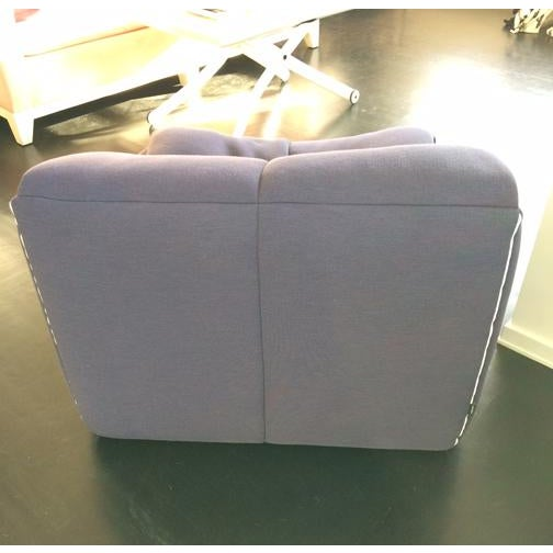 Ligne Roset Ligne Roset Plumy Armchair For Sale - Image 4 of 7