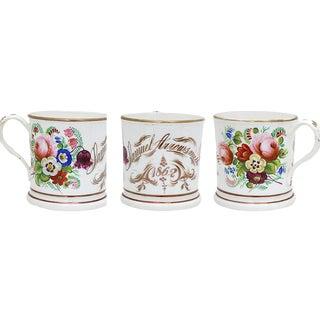 1862 Samuel Arrowsmith Birth Announcement Mug For Sale