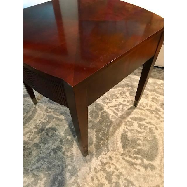Ethan Allen Side Table - Image 7 of 10
