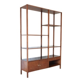 Paul McCobb Planner Group Mid-Century Wall Unit or Room Divider For Sale