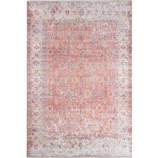 "Momeni Chandler Keya Red 9'6"" X 12'6"" Area Rug For Sale"