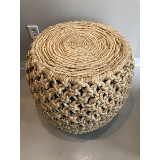 Made Goods Angela Natural Abaca Rope Side Table Preview