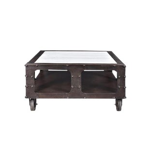 Early 21st Century Karlis Coffee Table For Sale