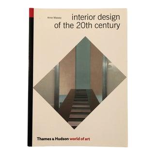 "2001 ""Interior Design of the 20th Century"" Revised Edition Design Book For Sale"