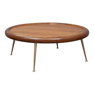 T.H. Robsjohn-Gibbings Coffee Table for Widdicomb For Sale
