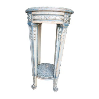 Single 19th Century Louis XVI Style Side Table