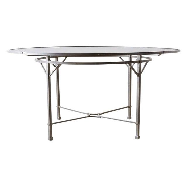 Richard Frinier for Brown Jordan Garden Patio Table For Sale