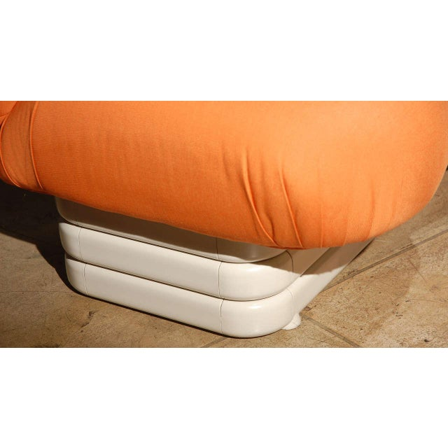 1970s Settee by Pierre Paulin for Artifort For Sale - Image 5 of 7