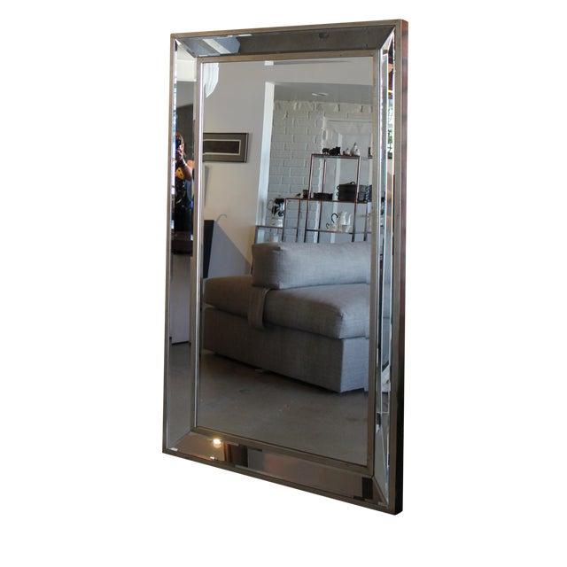 Silver Leaf Mirror - Image 2 of 4