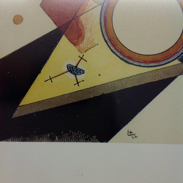 Kandinsky Lithograph by Graphique de France - Image 4 of 6