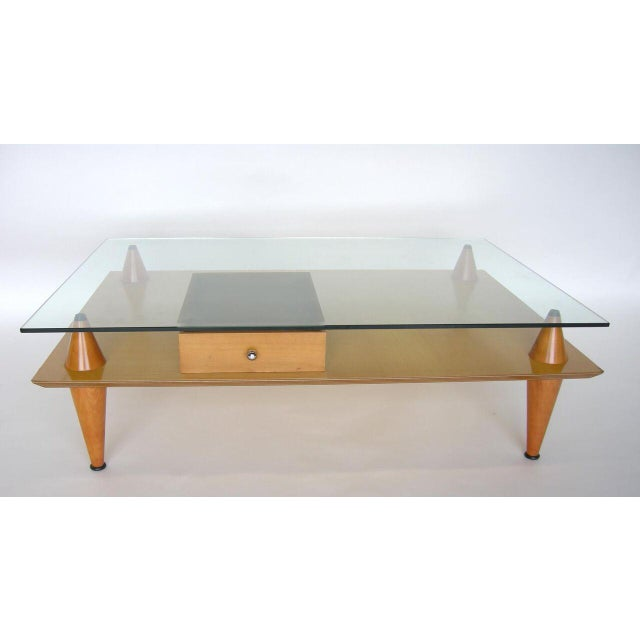 Modern Santa & Cole Modern Coffee Table For Sale - Image 3 of 8