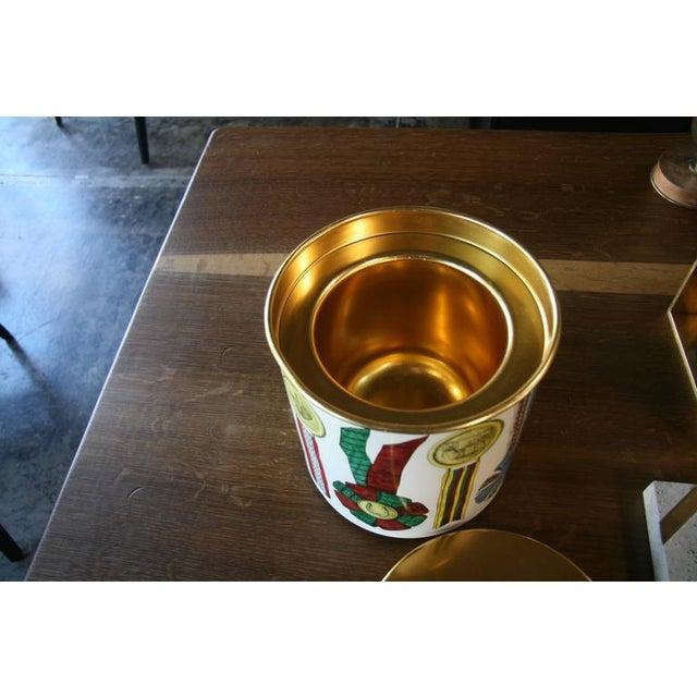 Piero Fornasetti Ice Bucket For Sale - Image 5 of 8