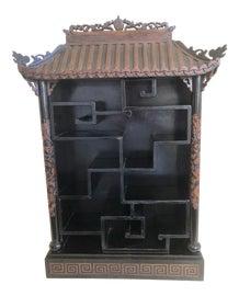 Image of Asian Wall-Mounted Shelving