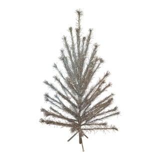 C.1960 Mid-Century Modern Aluminum Christmas Tree