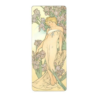 Alphonse Mucha - the Flowers - 1972 For Sale
