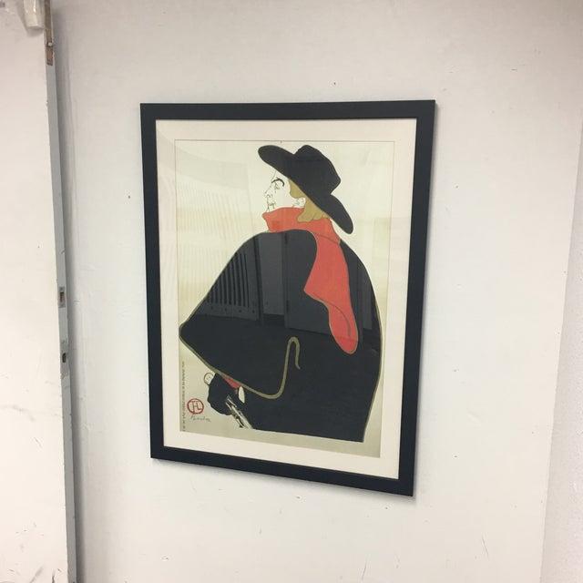 Art.Com Framed Toulouse Lautrec Print - Image 4 of 6