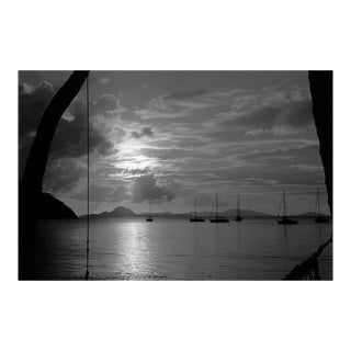 """Sunset Caribbean,"" 1989 by Robin Rice For Sale"