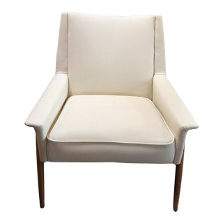 1960s Vintage Dux Style Lounge Chair For Sale