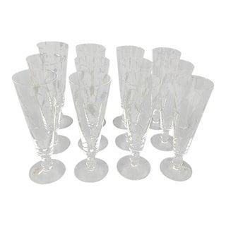 Noritake Sasaki Pilsner Glasses - Set of 12