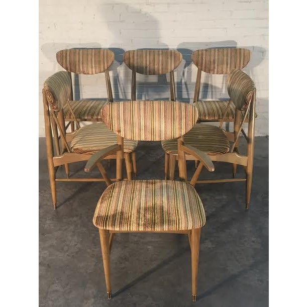 Kroehler Mid-Century Dining Chairs - Set of 6 - Image 10 of 10