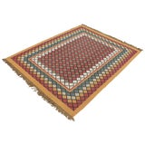 Image of Mid-Century Modern Navajo Rug For Sale