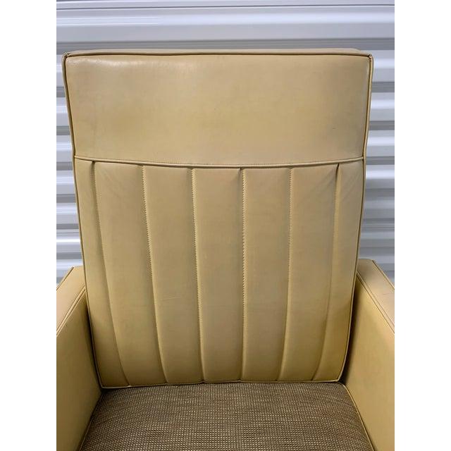 Metal Steelcase Mid Century Swivel Tilt Desk Chair For Sale - Image 7 of 13