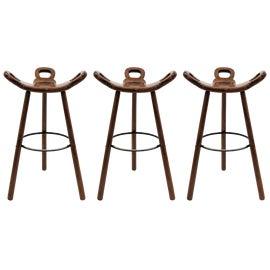 Image of Oak Bar Stools