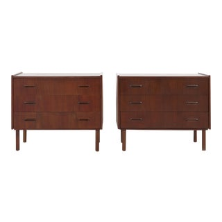 Set of Møbelfabrikken Sola Ganddal of Norway Dressers For Sale